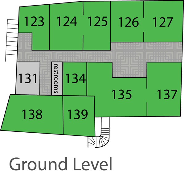 map bldg b ground